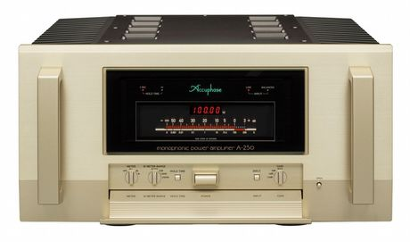 A-250 - Poweramp Mono Class A trinh dien tot nhat lich su Accuphase Laboratory - Anh 2