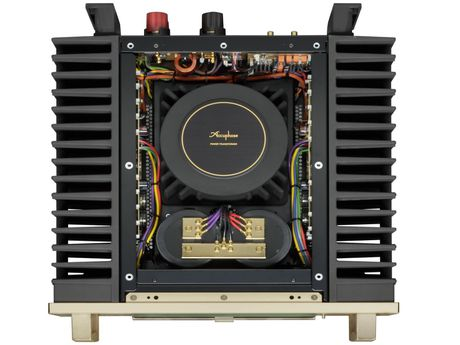 A-250 - Poweramp Mono Class A trinh dien tot nhat lich su Accuphase Laboratory - Anh 4