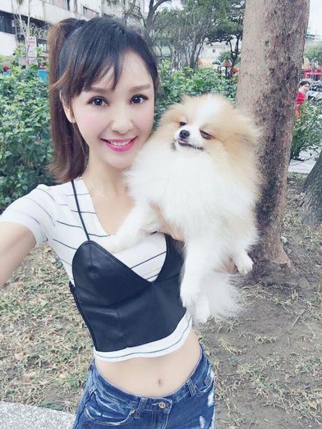 Hellen Thanh Dao lo nhan sac that xuong doc tram trong, phu nhan chuyen bi tay chay o Dai Loan - Anh 5