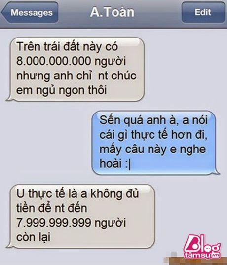 Dang lam bong vo nhan tin 'Chong oi, em co bau voi anh Minh roi! - Anh 8