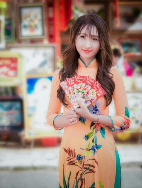 Can canh nhung nguoi dep vao ban ket Hoa khoi Nam Bo 2017 - Anh 13
