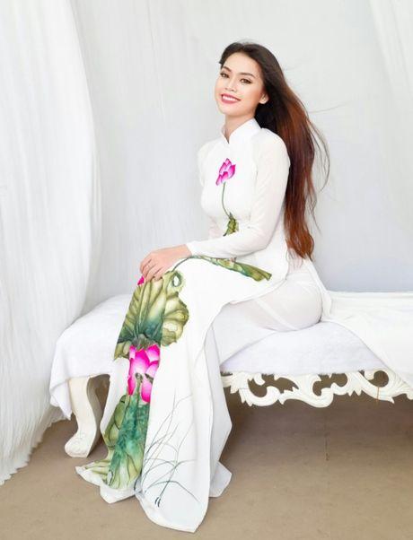 Can canh nhung nguoi dep vao ban ket Hoa khoi Nam Bo 2017 - Anh 16
