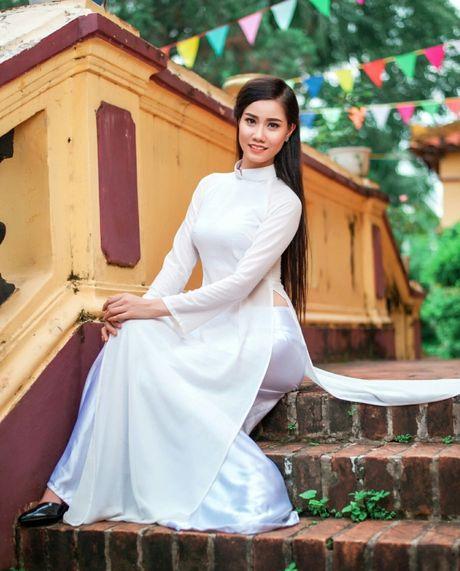 Can canh nhung nguoi dep vao ban ket Hoa khoi Nam Bo 2017 - Anh 19
