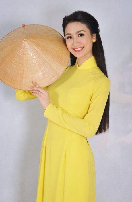 Can canh nhung nguoi dep vao ban ket Hoa khoi Nam Bo 2017 - Anh 3