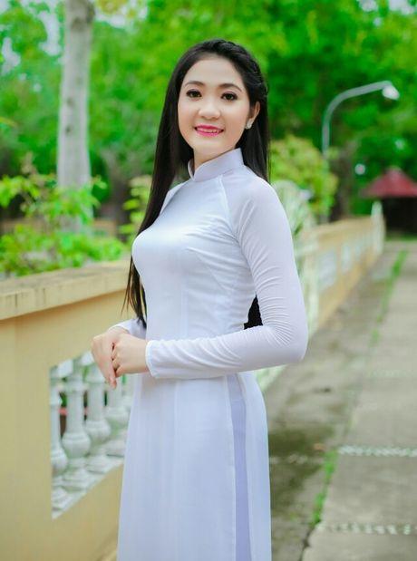 Can canh nhung nguoi dep vao ban ket Hoa khoi Nam Bo 2017 - Anh 7