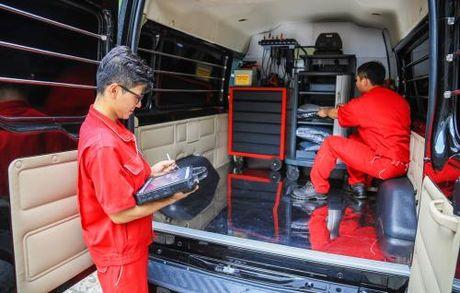 Audi chinh thuc ra mat dich vu luu dong phuc vu APEC 2017 - Anh 2