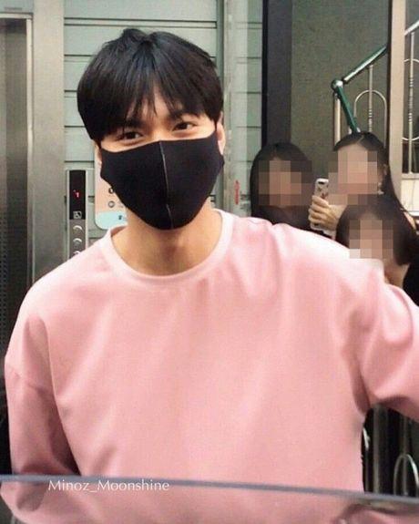 Lee Min Ho rang ro xuat hien trong thoi gian nhap ngu - Anh 3