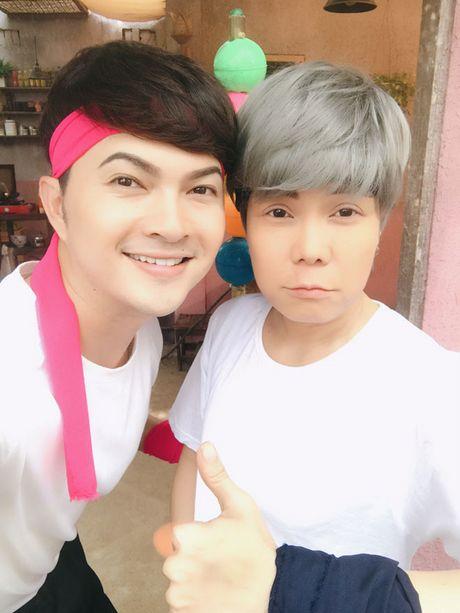 'Bo mot con' Nam Cuong yeu duoi, mem mong noi xom tro - Anh 7