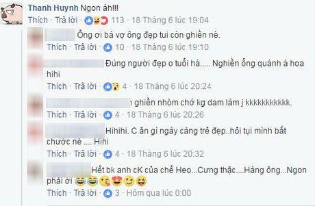 Thay Hari Won dang anh tre nguc, Tran Thanh vao binh luan the nay - Anh 2