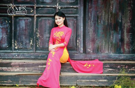 Thi sinh Miss Photo 2017: Ly Thi Hieu - Anh 2