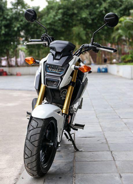 Honda MSX125 - xe 'cung' cho gioi tre Viet - Anh 3