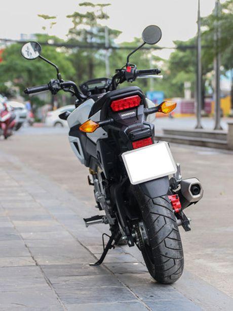 Honda MSX125 - xe 'cung' cho gioi tre Viet - Anh 4