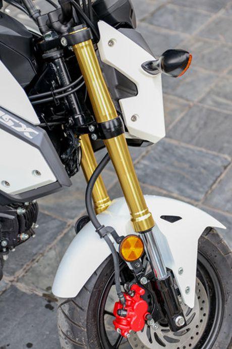 Honda MSX125 - xe 'cung' cho gioi tre Viet - Anh 6
