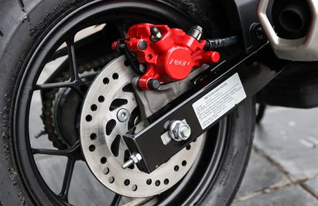 Honda MSX125 - xe 'cung' cho gioi tre Viet - Anh 8