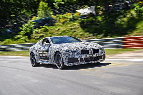 BMW M8 - Huyen thoai hoi sinh - Anh 10