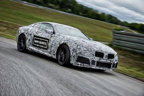 BMW M8 - Huyen thoai hoi sinh - Anh 15