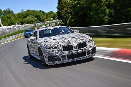 BMW M8 - Huyen thoai hoi sinh - Anh 17