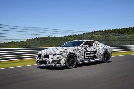 BMW M8 - Huyen thoai hoi sinh - Anh 20