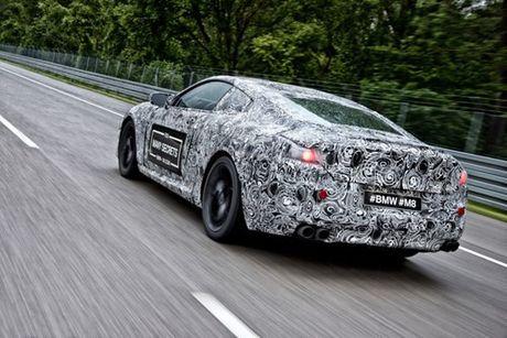 BMW M8 - Huyen thoai hoi sinh - Anh 22