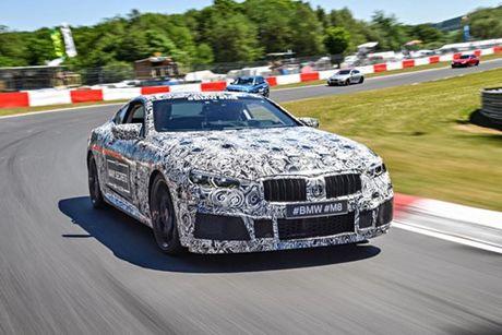 BMW M8 - Huyen thoai hoi sinh - Anh 7