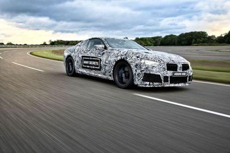 BMW M8 - Huyen thoai hoi sinh - Anh 8