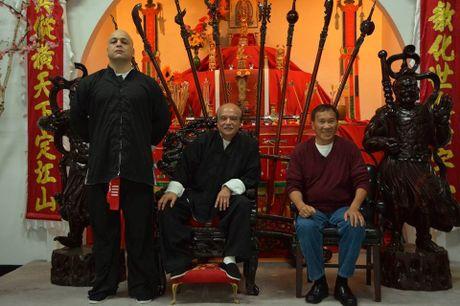 Chuong mon Nam Huynh Dao moi vo su phai Vinh Xuan Nam Anh den Viet Nam - Anh 2