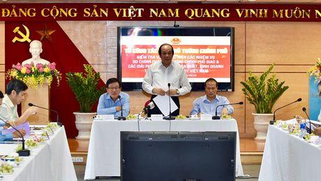 Con gai Tong thong My ban hang made in Viet Nam - Anh 1