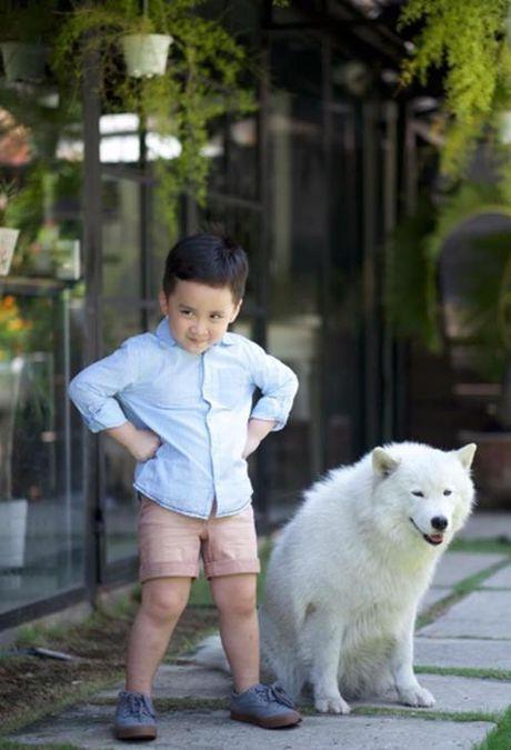Ba 'sao' cham con dau long - Ky 2: Tien Luat khiep so... thay ta cho con - Anh 4