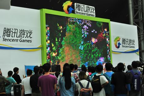 Tencent muon dau tu manh vao eSports trong 5 nam toi - Anh 1