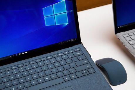 Microsoft phat hanh file khoi phuc Windows 10 Pro ve 10 S cho Surface Laptop - Anh 1