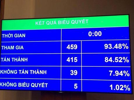 Luat su to than chu: 39 dai bieu QH khong dong y - Anh 1