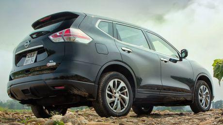 Danh gia Nissan X-Trail: Chay dua ve gia va cong nghe an toan - Anh 6