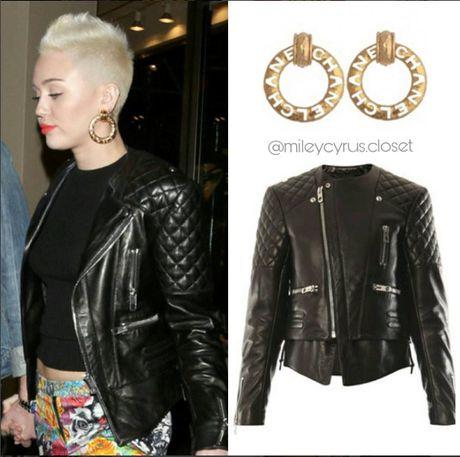 Miley Cyrus so huu nhung trang phuc hang hieu nao trong tu do? - Anh 2