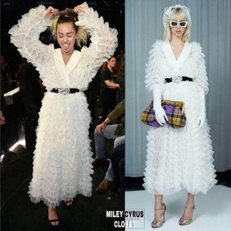 Miley Cyrus so huu nhung trang phuc hang hieu nao trong tu do? - Anh 7