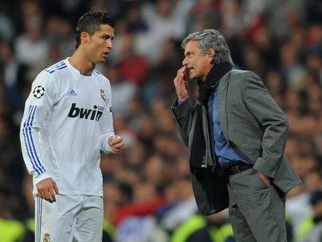 Ronaldo doi mat trat hau toa, Mourinho bi cao buoc tron thue - Anh 1