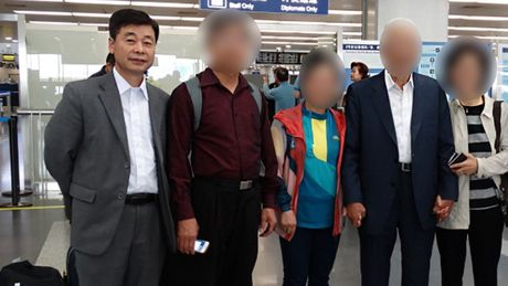 Nguyen nhan khien cac cong dan My bi bat o Trieu Tien - Anh 3