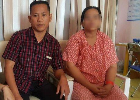 Tin moi san phu 45 tuoi co 13 con, vao Sai Gon sinh them 2 be - Anh 1