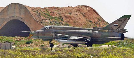 Syria giai cuu Dai ta phi cong lai Su-24 bi ban roi o Raqqa - Anh 1
