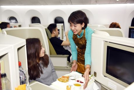 Vietnam Airlines len ke hoach niem yet tren san chung khoan - Anh 1