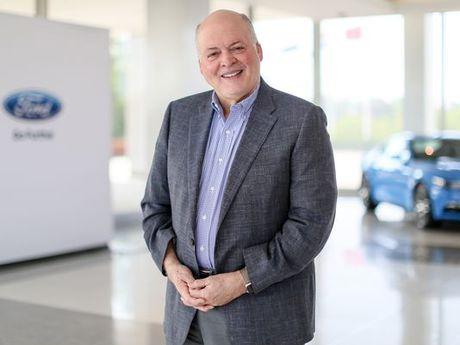 Jim Hackett - 'Soai ca' moi cua Ford Motor - Anh 1