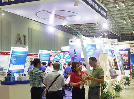 Vietnam ETE va Enertec Expo 2017 dien ra trong 4 ngay - Anh 1