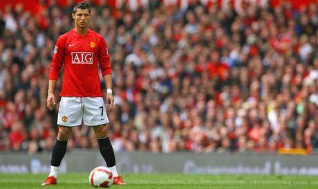 Tai sao Ronaldo se la mot mon hoi cho Man United? - Anh 1