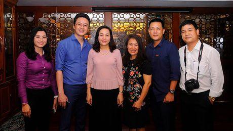 Nha bao Ta Bich Loan chinh thuc thay the nha bao Lai Van Sam tai VTV3 - Anh 1