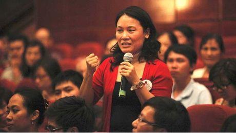 Nha bao Ta Bich Loan chinh thuc thay the nha bao Lai Van Sam tai VTV3 - Anh 2