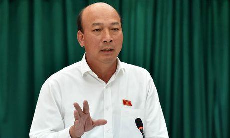 Chu tich Vinacomin: 4.000 lao dong se mat viec neu EVN ngung mua than - Anh 1