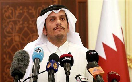 Qatar ra toi hau thu yeu cau do bo phong toa - Anh 1