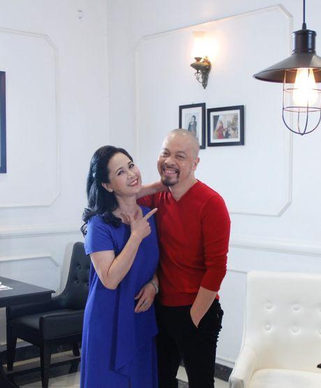 'Me chong' Lan Huong than thiet voi NTK Duc Hung - Anh 6