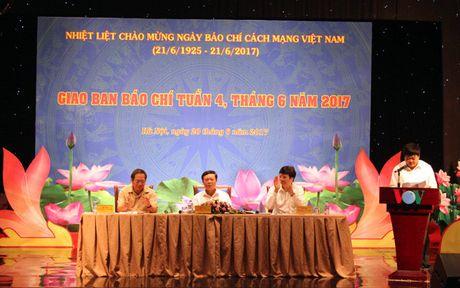 Ong Vo Van Thuong: Soi roi lai su menh cua nguoi lam bao - Anh 3