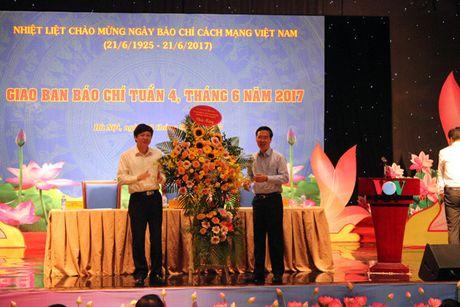 Ong Vo Van Thuong: Soi roi lai su menh cua nguoi lam bao - Anh 4