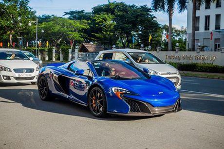 Cuong Do la doi mau sieu xe McLaren 16 ty cua Minh nhua - Anh 1